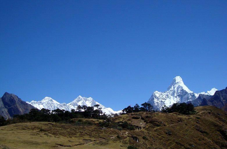 Trip to Namche Bazar – Mt. Everest Region