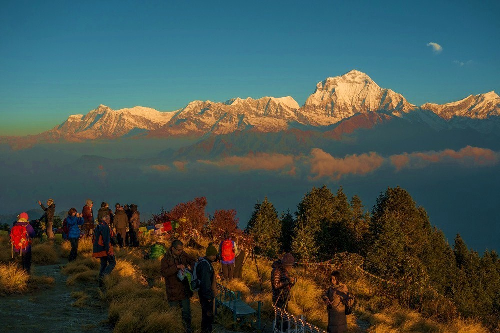 Trip to Pun Hill – Annapurna Region