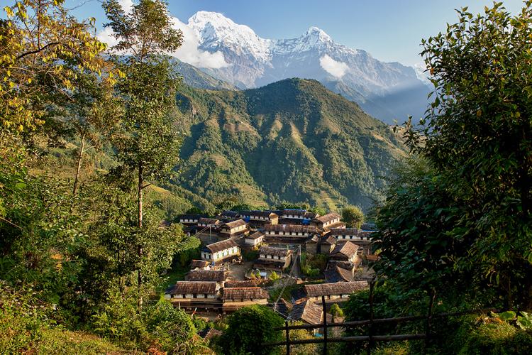 Trip to Ghandruk – Annapurna Region